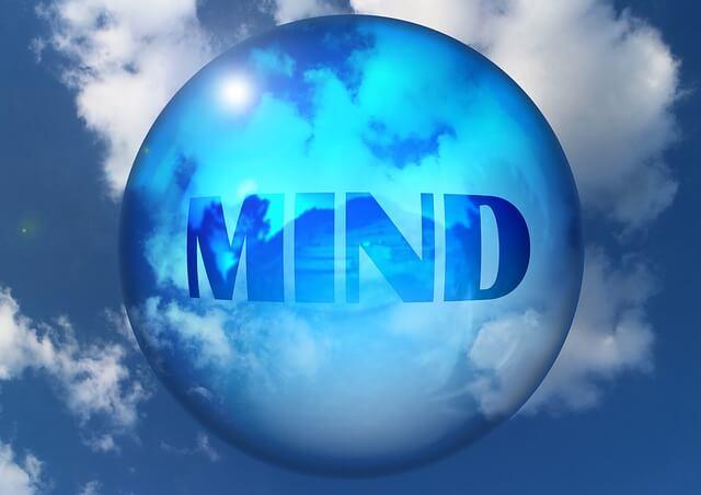 Das Mindset entscheidet- es ist alles da in deinem Kopf