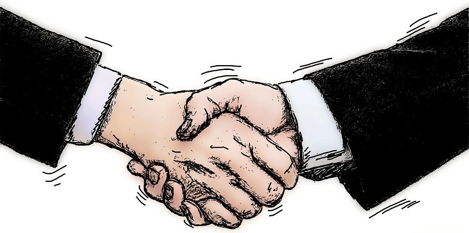 Partner sind wichtig für das Geschäft