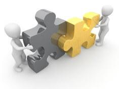 Die Downline kann nur durch Teamarbeit aufgebaut werden