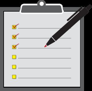Deine Erfolgs-Checkliste