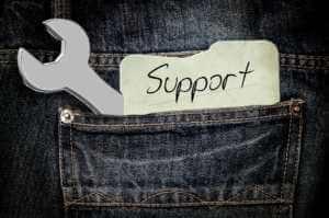 Unterstütze deine Struktur wo du kannst.