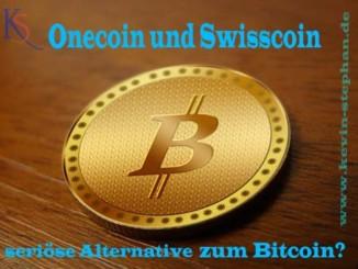 Onecoin und Swisscoin - eine seriöse Alternative zum Bitcoin?