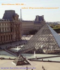 Seriöses MLM oder Pyramidensystem?