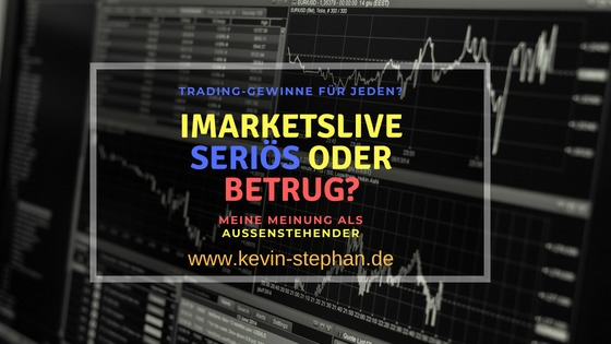I Markets Live Erfahrungen