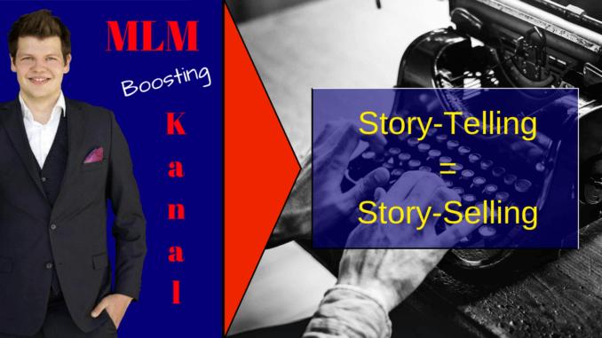 Storytelling = Storyselling